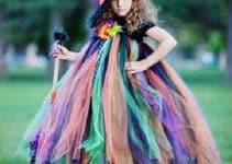 Las imagenes de disfraz de bruja para niña que necesitas