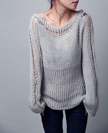imagenes de sueteres tejidos crochet