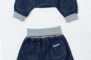 Hermosos y modernos pantalones para bebes recien nacidos