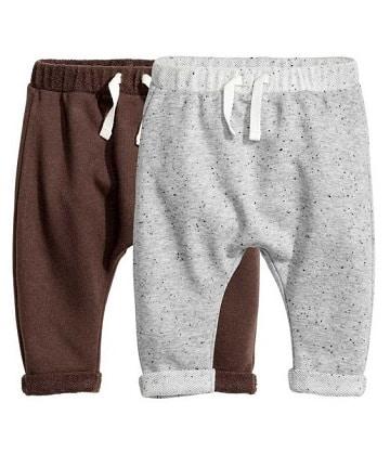 pantalones para bebes recien nacidos niño
