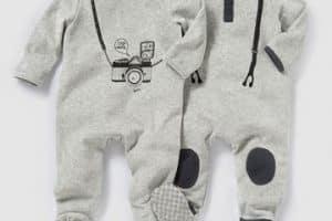 Dulces sueños con estas pijamas para bebes recien nacidos