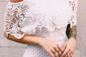 Los vestidos ibicencos cortos de moda como los quieres lucir