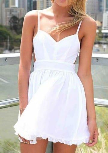 vestidos ibicencos cortos para novia