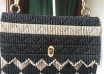 Lo que necesitas saber de las bolsas de rafia hechas a mano