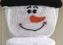 Mira como hacer tapetes para baño para la temporada del año