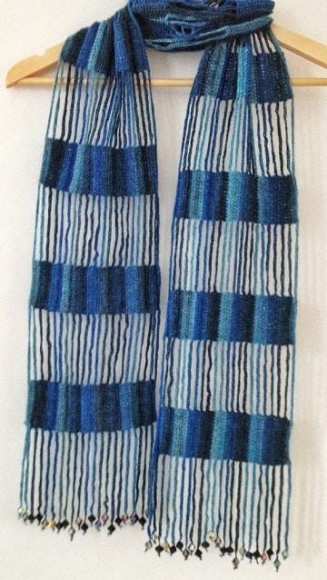 puntos para bufandas modernas diseños