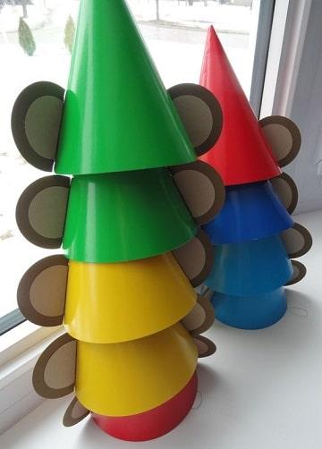 sombreros creativos faciles de hacer para fiestas