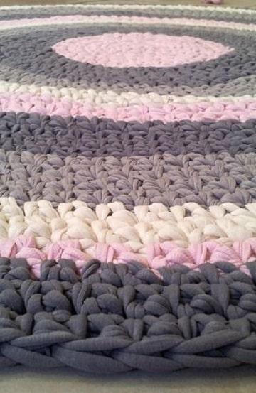 alfombras de trapillo ovaladas diseños