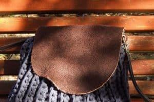 Mira fotos con diseños de bolsos de ganchillo paso a paso