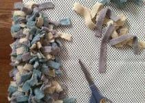 Todo sobre como hacer alfombras de nudos modernas en casa