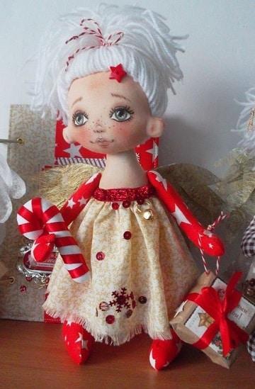 como hacer ropa para muñecas facil de trapo