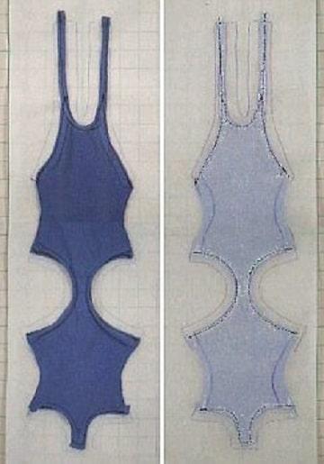 como hacer trajes de baño paso a paso ideas