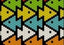 Gran variedad de figuras para mochilas wayuu originales