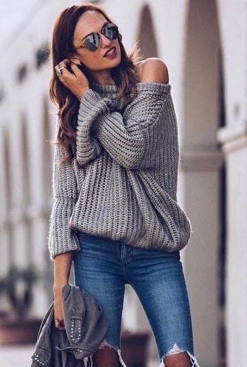 imagenes de sueteres de moda a crochet