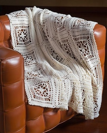 Lily crochet blanket 11 en San Roque by Anabelia Craft Design