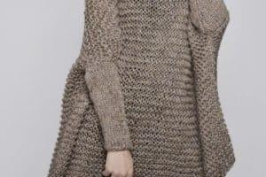 Hermosos blusones tejidos a crochet para lucir a la moda