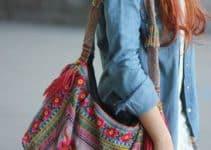 Las bolsas tipicas de guatemala tradicionales hechas moda
