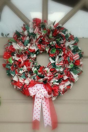 creativas manualidades en tela para navidad