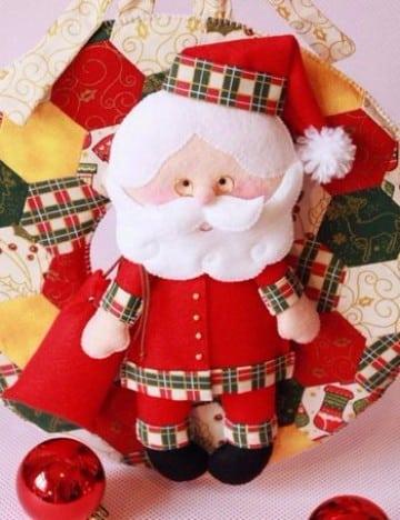 creativos muñecos navideños paso a paso