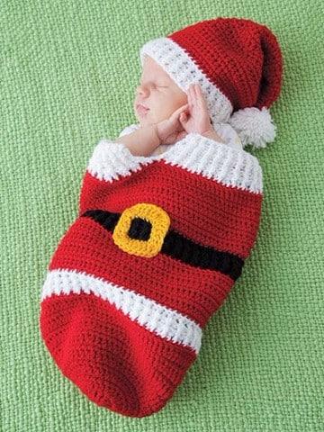 disfraces navideños para bebes pequeños