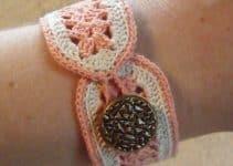 Las imagenes de pulseras tejidas de varios diseños para ella
