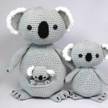 peluches tejidos a crochet paso a paso