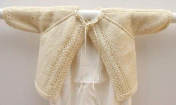 rebecas de crochet para niña paso a paso