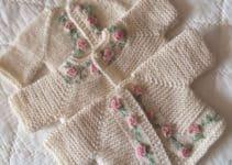 Diseño de ropones para bebes a palitos lindos y confortables