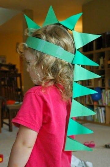 sombreros divertidos para niños hechos en casa