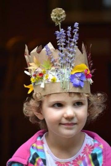 sombreros divertidos para niños paso a paso