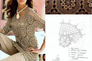 Las blusas elegantes para señoras lindas de todas las edades
