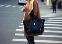 Las bolsas negras para dama para estilos variados y actuales