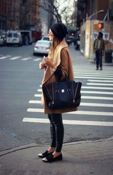 bolsas negras para dama con estilo