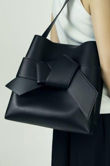 bolsas negras para dama de cuero