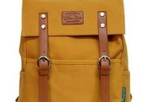 Diseños de bolsos color mostaza en tendencia para el 2018