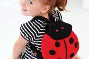 Los bolsos de crochet para niñas todo un regalo para ellas
