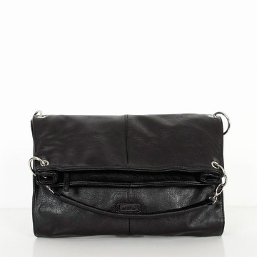 bolsos negros pequeños de cuero