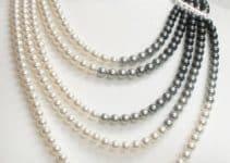 Lindos y actuales diseños de collares con piedras naturales