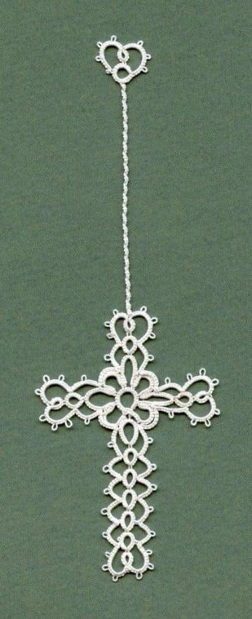 como hacer rosarios tejidos paso a paso