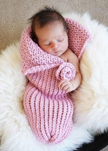 costalitos tejidos para bebe niñas