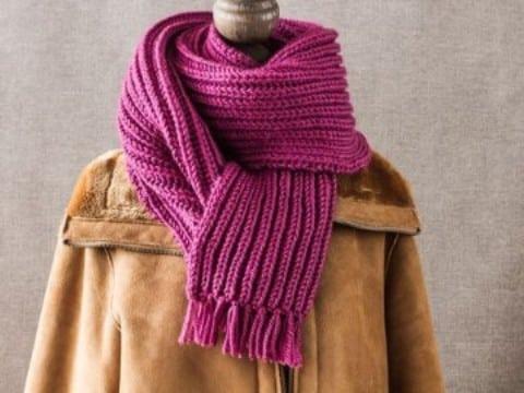tipos de bufandas para mujeres con estilo