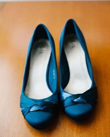 bailarinas azul marino comodas