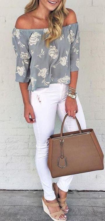 blusas estampadas para dama casuales
