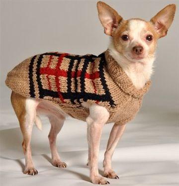 chalecos tejidos para perros chihuahua