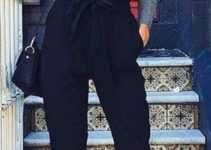 Los inseparables y oportunos pantalones negros para mujer