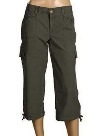 pantalones pesqueros mujer