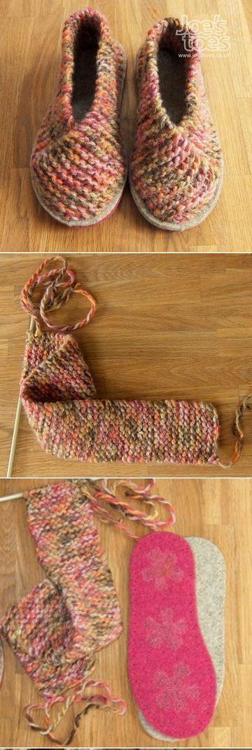 pantuflas tejidas a crochet paso a paso cruzadas