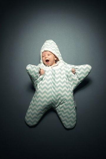 sacos de dormir para bebes estrella