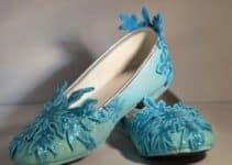 Lindos zapatos de frozen para niña como para las princesas