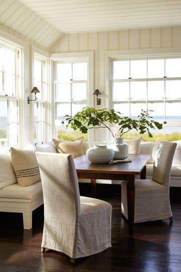 forros para sillas de comedor sencillas